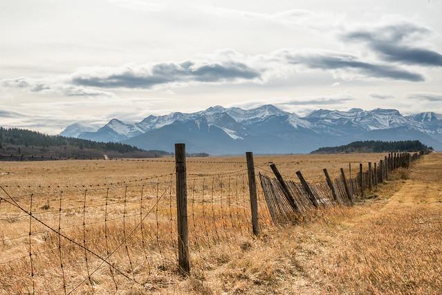 Montagne en chaîne