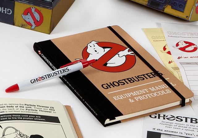 進公司前先把工具準備好是基本常識吧! Merchoid《魔鬼剋星》菜鳥員工用品組 Ghostbusters Employee Welcome Kit