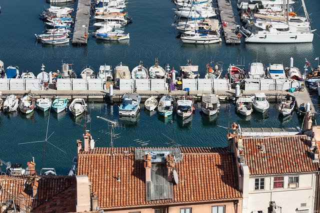Le vieux port de Cannes - Côte d'Azur France 3D0A5031