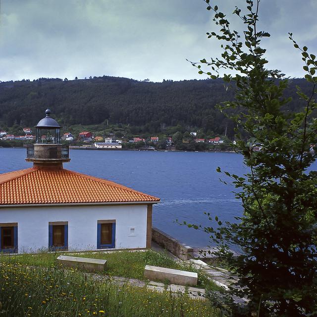 Faro del Castillo de La Palma, A Coruña