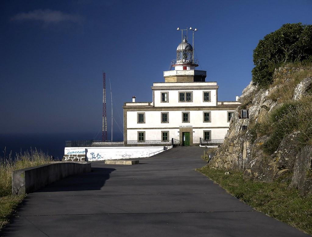 Faro de Finisterre, A Coruña