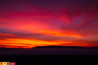 A Pacific Northwest Sweet Morning Crush: A Dramatic Sunrise (Part 117): Rebirth Through Rejuvenation (In Technicolor)