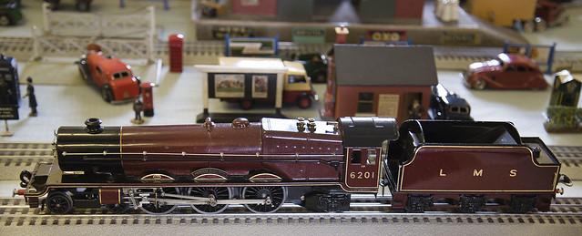 Hornby 0 Gauge Princess Elizabeth 4-6-2 LMS Locomotive