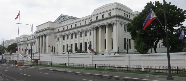 Old Legislative Building of the Republic of the Philippines (Manila, Philippines)