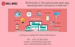 Website App Development Company Bahrain | Brillmindz