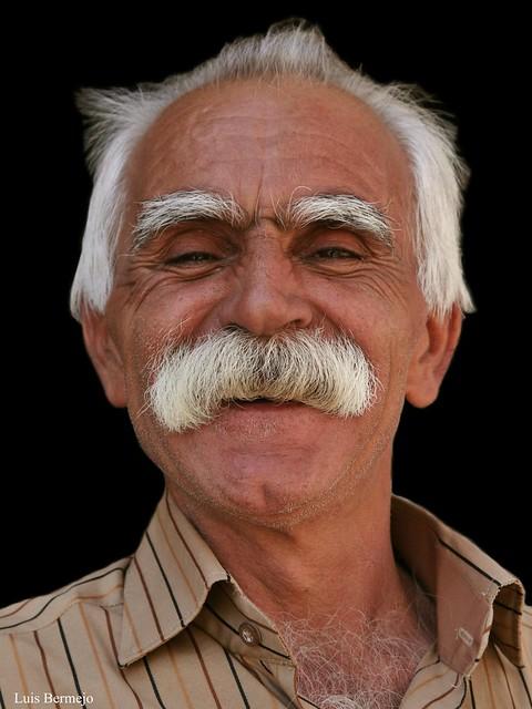 Hombre de Yazd - Irán