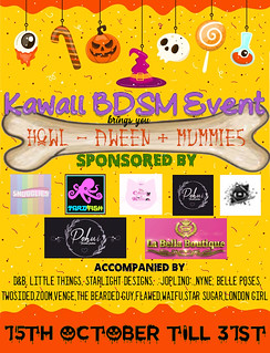 Kawaii BDSM Event is now OPEN