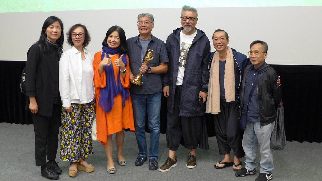 《農村的遠見》第一季獲得金鐘獎非戲劇類導演獎肯定。孫文臨攝
