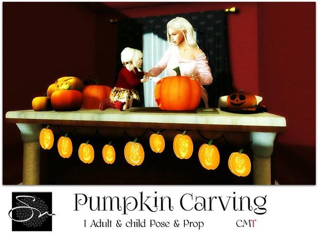 SN~ Pumpkin Carving