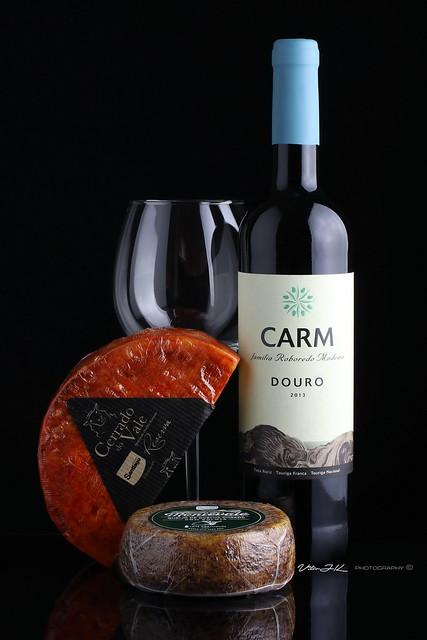 Carm  2013  -  Douro  -  Portugal Red Wine