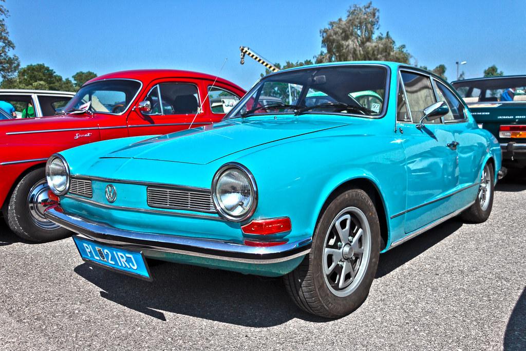 Volkswagen Karmann Ghia TC (1004)