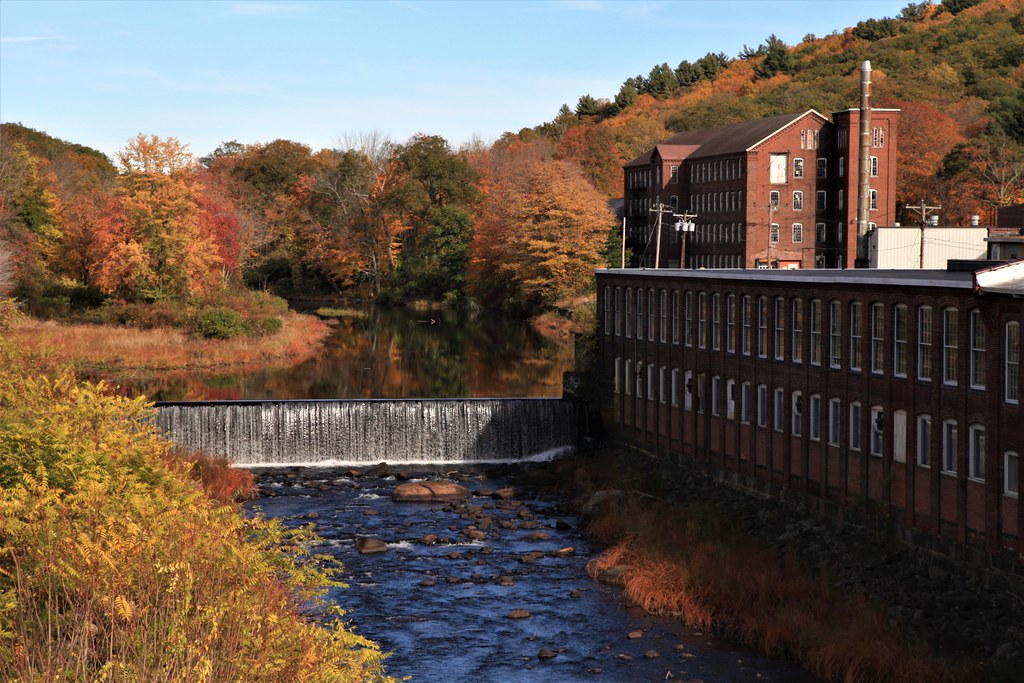Wright's Mill Dam