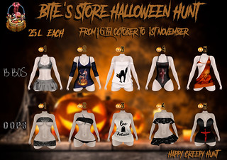 BITE'S STORES HALLOWEEN | by Bamshyl Bos