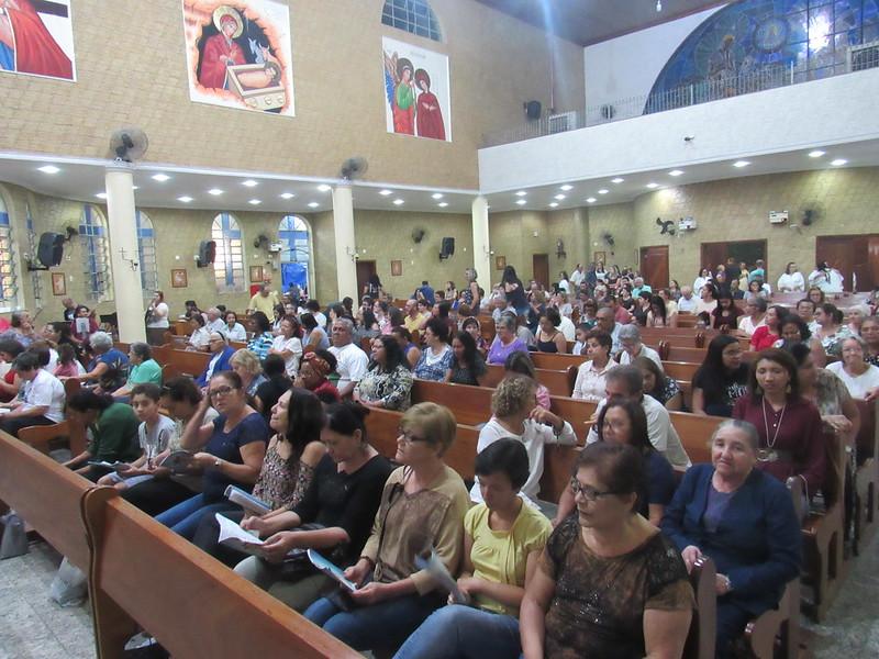 Paróquias e Comunidades celebram a Padroeira do Brasil