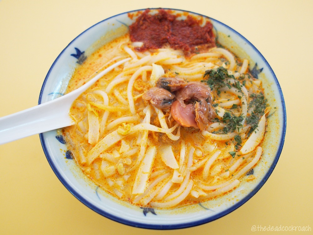 63 laksa, food, food review, ghim moh, ghim moh market & food centre, laksa, review, singapore,