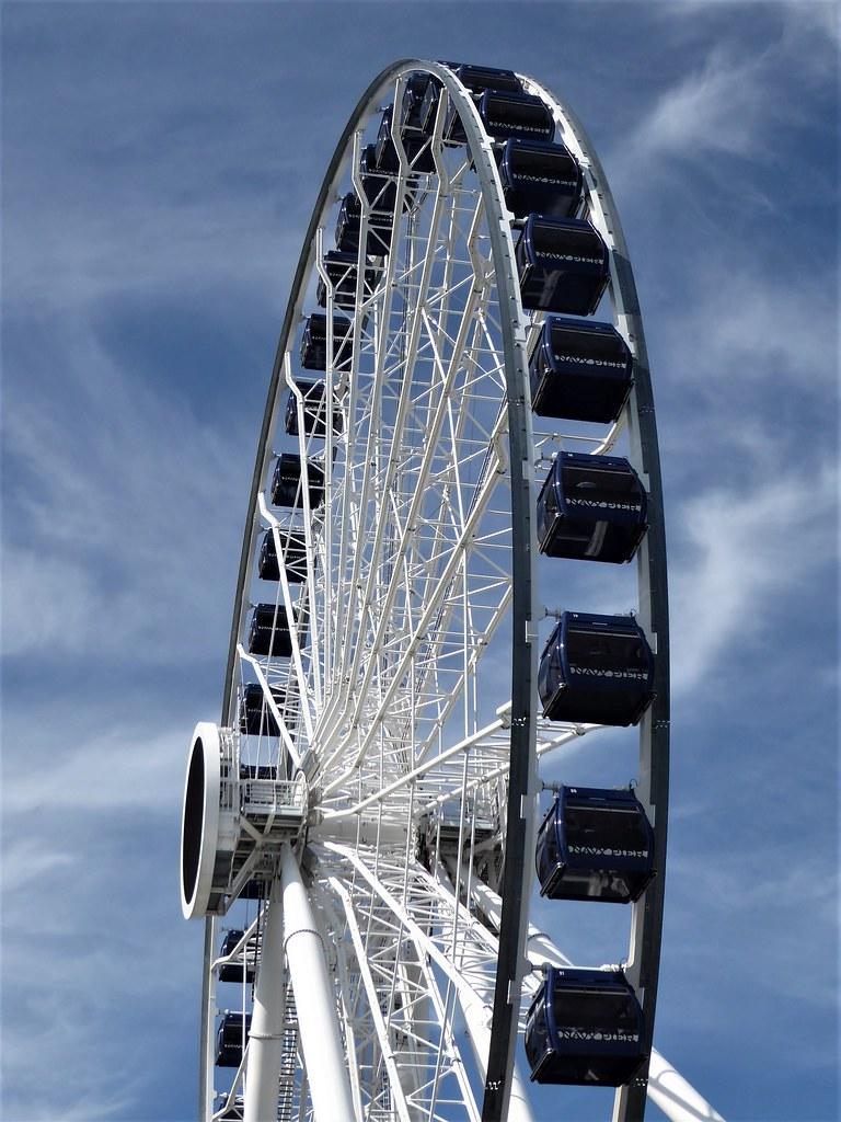 Chicago, Navy Pier, Replacement Ferris Wheel