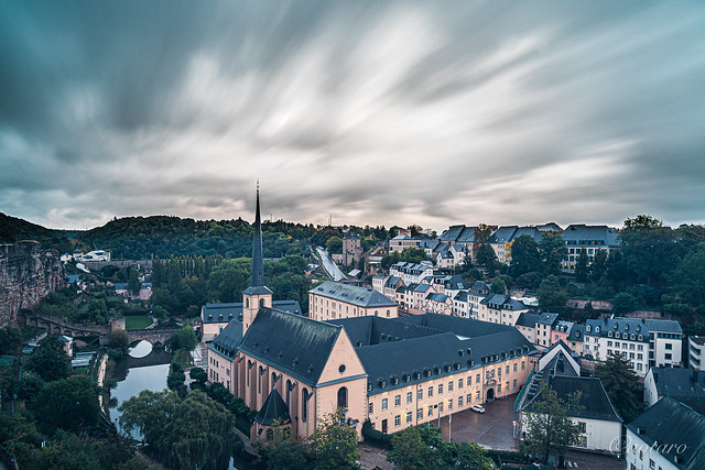 Cloudy Luxembourg