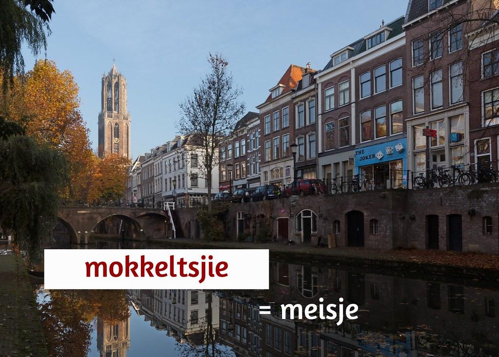 Utrecht woorden en gezegden