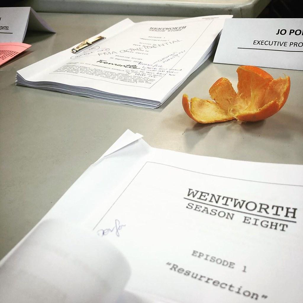 Wentworth Season 8 Episode 1 - Resurrection