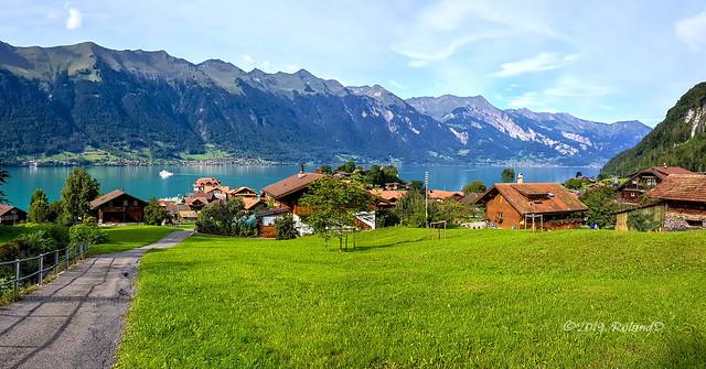 .ch ▪ Brienzer See ▪ Iseltwald