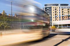 Bus blur!