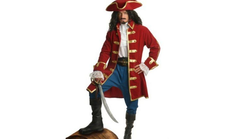 mens halloween costumes captain morgan