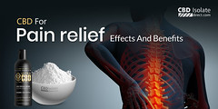 CBD For Pain Relief: Effects And Benefits