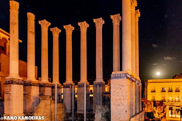 templo romano , ayuto