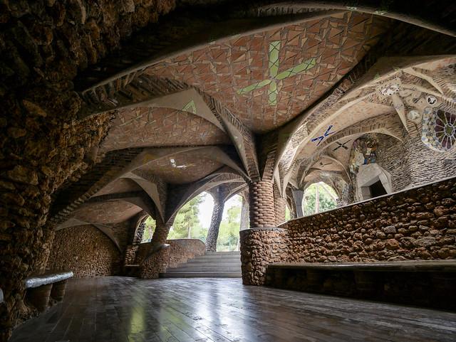 Güell Crypt