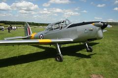 G-BCYM de Havilland Canada DHC-1 [C1 0598] Popham 080614