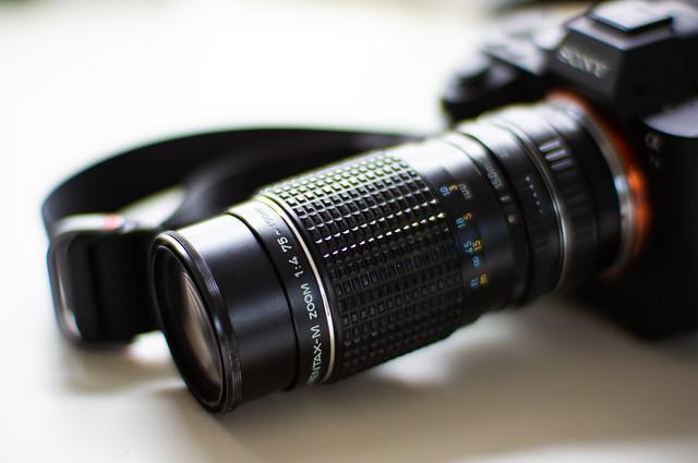 SMC Pentax-M 1:4  70-150mm