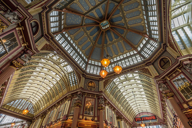 Details of Leadenhall Market
