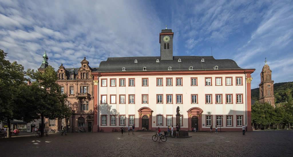 Bezienswaardigheden Heidelberg: Universiteit van Heidelberg | Mooistestedentrips.nl