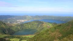 Lago Verde und Lago Azul - Sao Miguel - Azoren