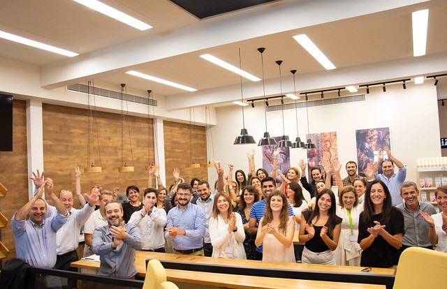 The first Summer School on CSR at ACG!