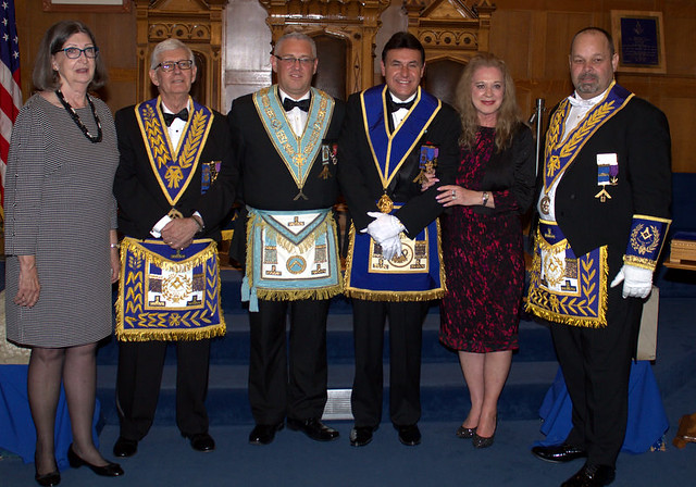 2019 10 09 Investiture of V W Bro Norm Staryk
