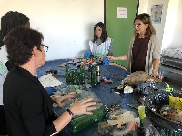 Lancement de la campagne de labellisation E3D 2019-2020 au collège Montaigne à Lormont