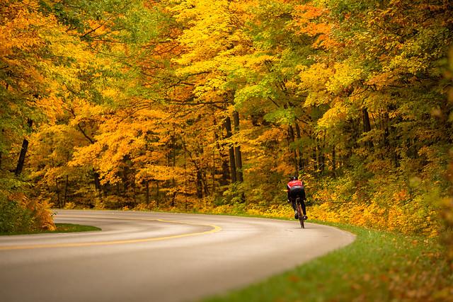 Champlain Parkway descent