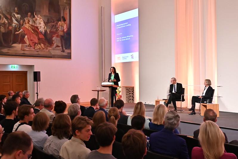 Akademiegespräch im Bayerischen Landtag