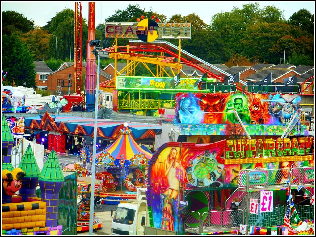 Colours of the Fair ..