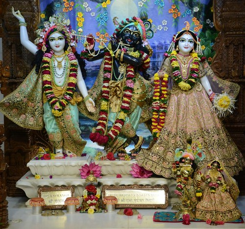 ISKCON GEV Wada Deity Darshan 16 October 2019