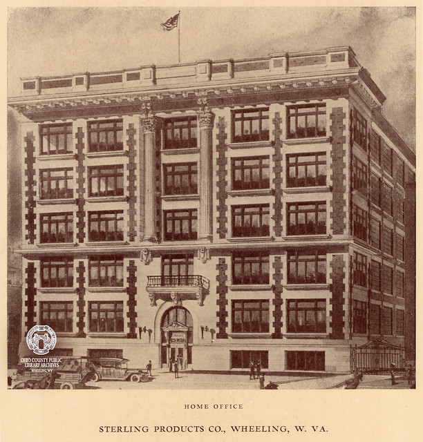 Sterling Product Co. Building  |  Sterling Drug Co.