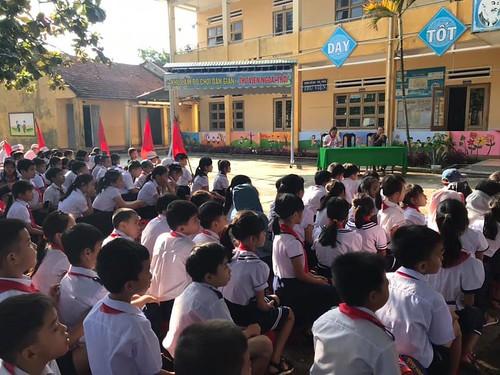 truong tieu hoc Thai Phien