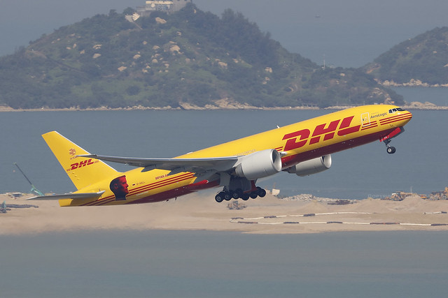 D-AALL, Boeing 777F, Aerologic