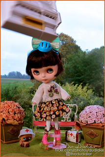 Rollerskating in the Park (for Blythe a Day Oct-16-2019)