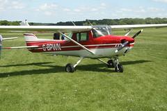 G-BPWN Cessna 150L [150-74325] Popham 080614