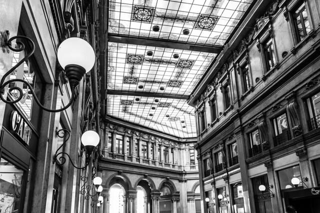 Italy - Rome - Galleria Alberto Sordi