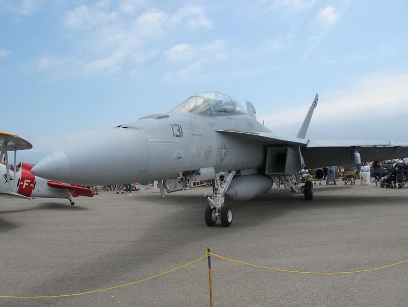 Boeing F-18F Super Hornet 1
