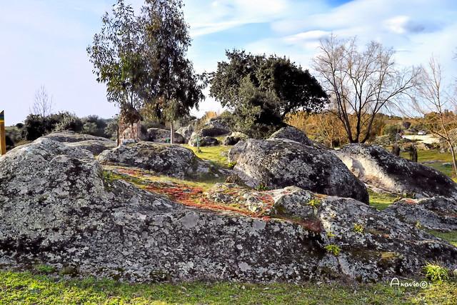 Piedra y cielo_Los Barruecos