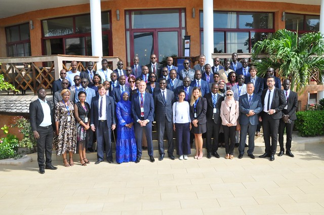 Third Regional Meeting on BEPS for Francophone Countries